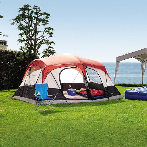 & Northwest Territory Family Cabin u2013 8 Person Tent $77 (Reg $169.99)
