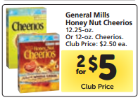 Who Love Honey Nut Cheerios? Grab Them For Only $2.00 at Safeway!