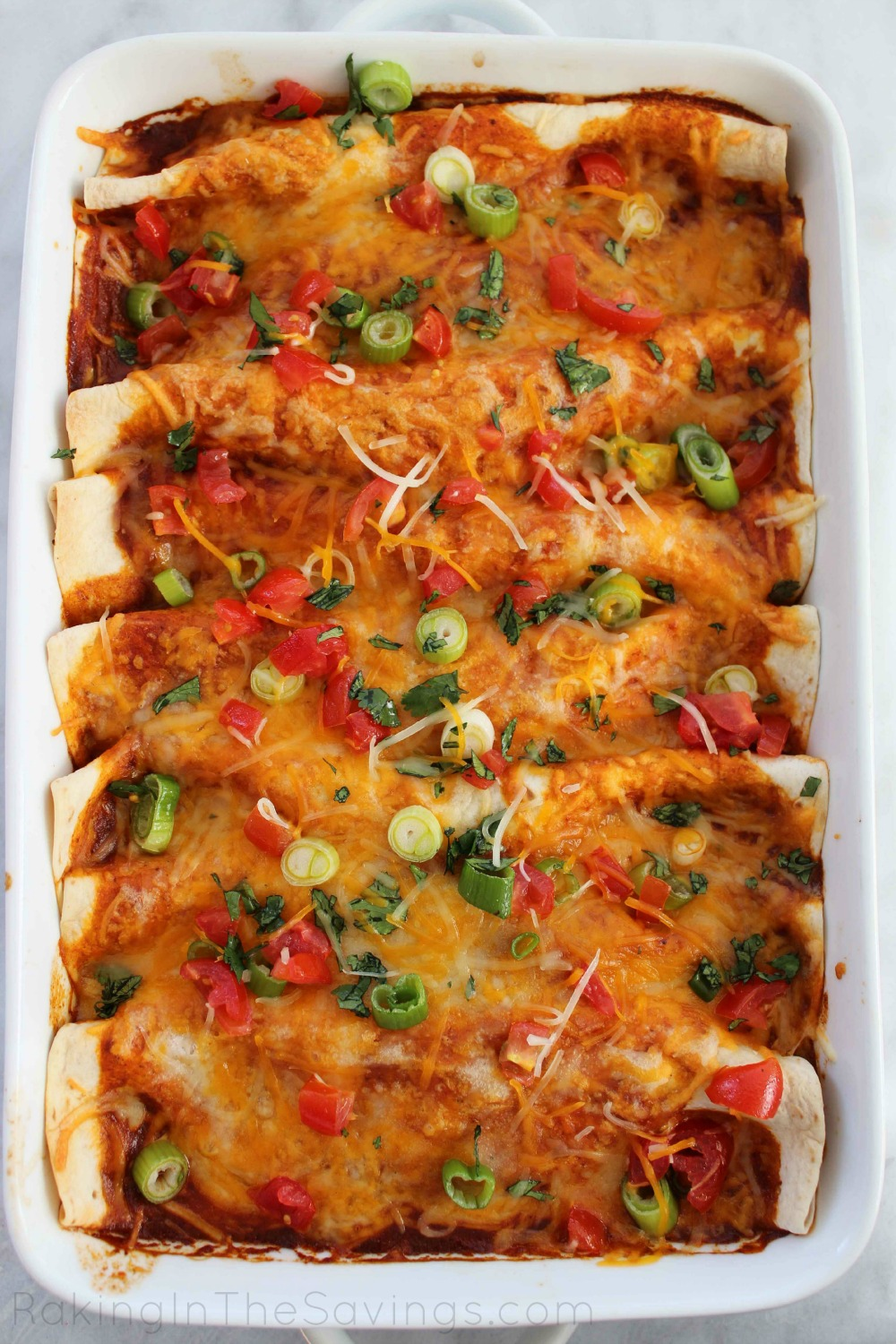 Beef enchiladas are a super easy and delicious meal that everyone in ...