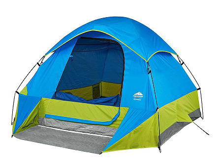 Northwest Territory Lakeside Raised Wall Tent u2013 9u2032 x 7u2032 $46.99 (Reg $69.99)  sc 1 st  Raking In the Savings & Northwest Territory Lakeside Raised Wall Tent u2013 9u2032 x 7u2032 $46.99 ...