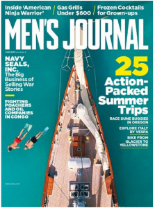 Today Only: Men's Journal Magazine 1-Year Subscription Only $4.99!
