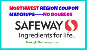 Safeway NORTHWEST REGION Coupon Deals 7/20 – 7/26 + $5.00 Friday!