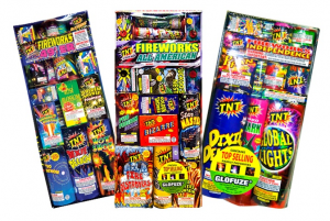 Woo hoo! Fireworks For Less! Pay $10 for $20 Worth of TNT Fireworks!