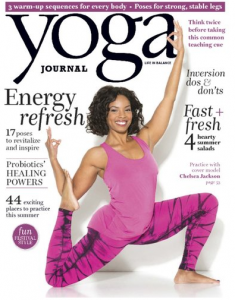 Yoga Journal Magazine 1-Year Subscription Only $4.99! TODAY ONLY!!