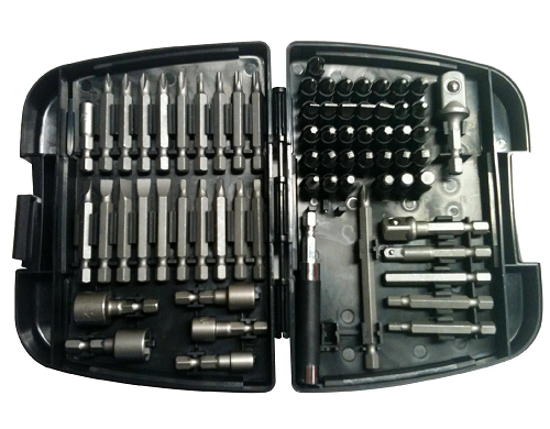 craftsman 68 pc screwdriver bit set reg. Black Bedroom Furniture Sets. Home Design Ideas