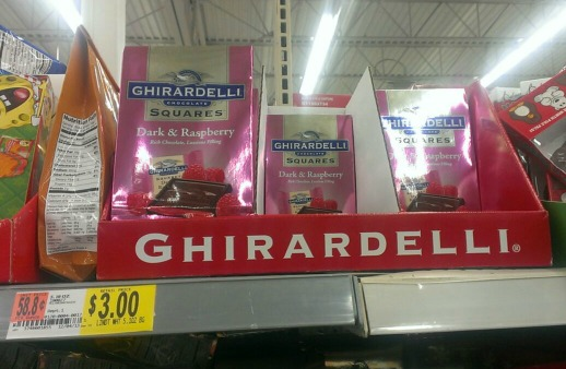 graphic relating to Ghirardelli Printable Coupon titled Walmart: Ghirardelli Chocolates $2 With Printable Coupon!