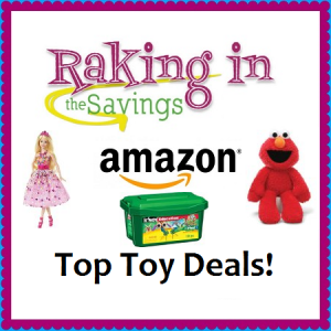 Build Your Gift Closet For Less! Amazon Top Weekly Toy Deals For The Week of 2/9!