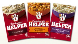 Fast & Easy Dinners! Betty Crocker Helpers As Low As $.50 at Fred Meyer!