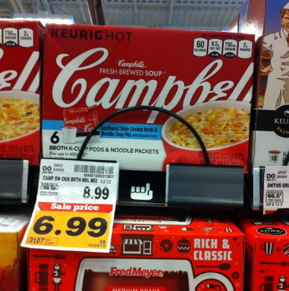 Campbell S Fresh Brewed Soup 6 Pk Only 5 49 At Fred Meyer
