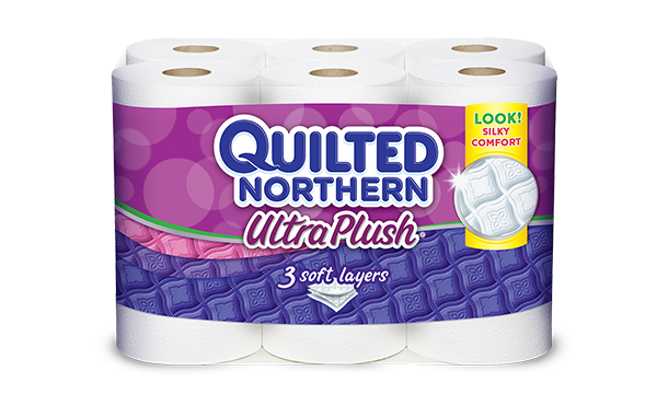 Quilted Northern Bath Tissue For 4 44 At Fred Meyer