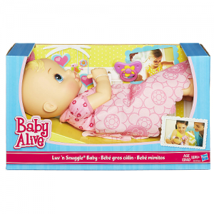 Baby Alive Luv 'n Snuggle Baby Dolls $7!
