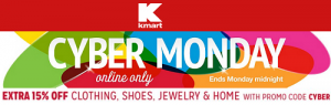 Kmart Cyber Monday Sale Is LIVE NOW!!