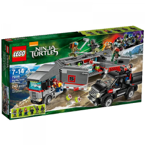 LEGO Ninja Turtles Big Rig Snow Getaway $55.99 (Reg $69.99)