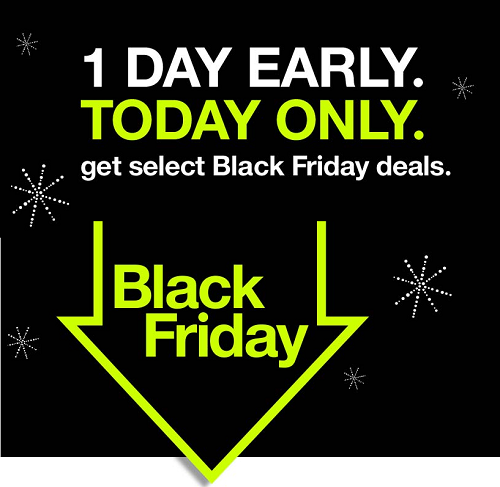 Target Has Select Black Friday Deals Live Today