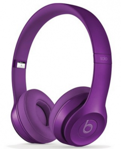 HOT HOLIDAY GIFT ITEM: Beats Solo 2 On-Ear Headphones – Assorted Colors Just $96.99 or $92.14 for RedCard Holders! (Reg. $199.99)