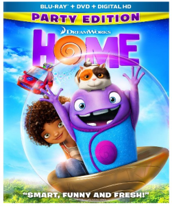 Wow! Home [Includes Digital Copy] [Blu-ray/DVD] Just $9.00 or $8.45 for RedCard Holders! (Reg. $36.99)