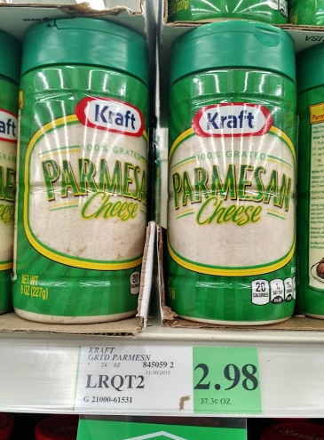 The Parmesan Cheese in Your Pantry May Contain Unsafe Levels of Wood