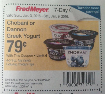 Dannon oikos coupons