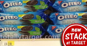 Target: Nabisco Oreo Thins $1.89 After Coupon Stack!