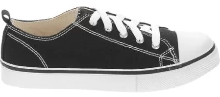 FADED GLORY BOY'S CAPTOP LACE-UP SNEAKER