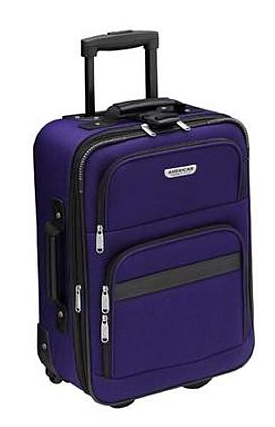 Forecast Capri II Collection 18-in Carry-On
