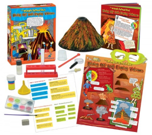 The Magic School Bus -Blasting Off With Erupting Volcanoes $15.26!