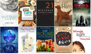 Low Priced & Free Kindle Books For 2/3!
