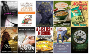 Low Priced & Free Kindle Books For 2/9!