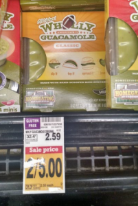 Wholly Guacamole As Low As $.29 at Fred Meyer!