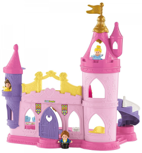 Fisher-Price Disney Princess Musical Dancing Palace by Little People $22.97! (Reg $54.75)