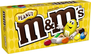 Walgreens: M&M's Chocolate Candies Theater Boxes $0.73!