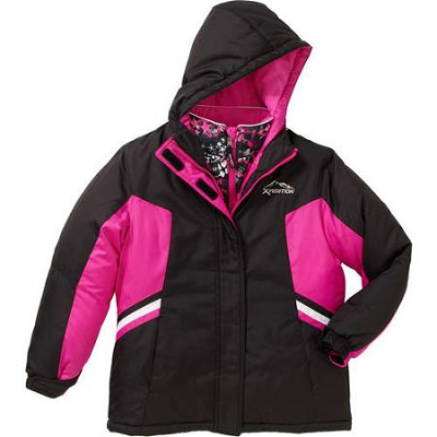 Mountain Xpedition Girls' 3 in 1 Systems Jacket $10 (Reg $34.94)
