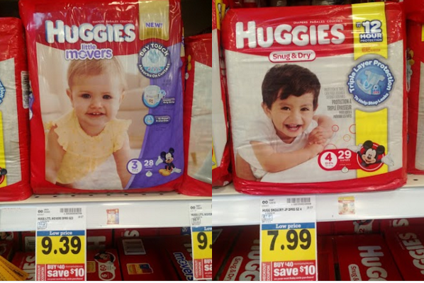 huggies diapers fred m