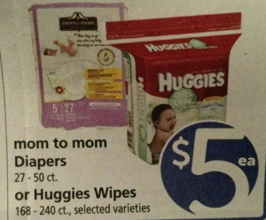 BABY DEAL! Huggies Baby Wipes Less Than $.02 Per Wipe Friday Only at Albertsons!