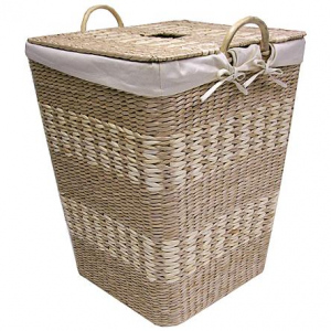 **Bluelight Special** Arcadia Woven Clothes Hamper $19.99 (Reg $32.99)