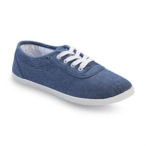 **Bluelight Special** Basic Editions Women's Eavan Casual Canvas Shoe $5.49! (Reg $9.99)