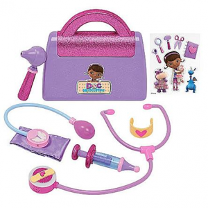 **Bluelight Special** Disney Doc McStuffins – Doctor's Bag Set – 6 Pcs $10.99 (Reg $19.99)