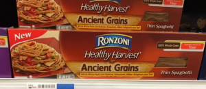 Fred Meyer Shoppers: New Ronzoni Healthy Harvest Ancient Grains Pasta As Low As $.74 a Box!