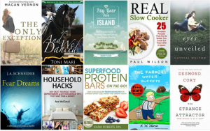Low Priced & Free Kindle Books For 4/12!