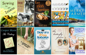 Low Priced & Free Kindle Books For 4/19!
