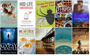 Low Priced & Free Kindle Books For 4/20!