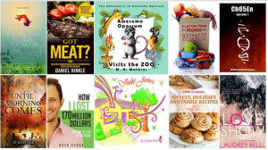 Low Priced & Free Kindle Books For 4/22!