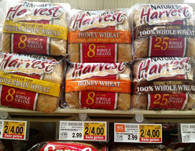 Where Can I Buy Nature S Harvest Bread