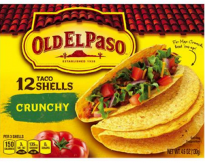 Safeway Shoppers: Old El Paso Taco Shells Only $.67 This Week! I'm Stocking Up!