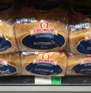 Oroweat County Buttermilk Bread $1.43 at Winco! This Bread is So Good!