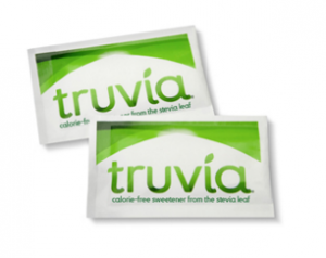 Free Sample of Truvia Natural Sweetener!