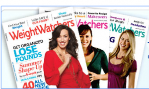 Get a 2-year Subscription to Weight Watchers Magazine For Only $9.00! (Only $4.50 Per Year!)