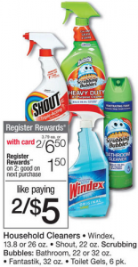 Walgreens Starting 4/24: Windex Only $0.97 After Coupon Stack!