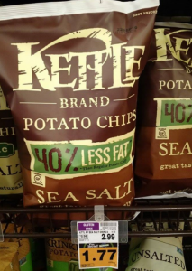 Crunchy Salty Snacks! Snag Kettle Brand Potato Chips For Only $1.27 at Fred Meyer! (Reg. $2.99)