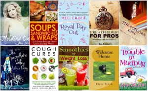 Low Priced & Free Kindle Books For 5/12!
